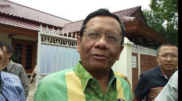 Detik-detik Sidang Putusan MK, Mahfud MD Singgung Banyak Hakim Dipenjara