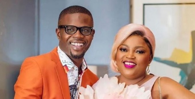 Funke Akindele celebrates her husband on his birthday
