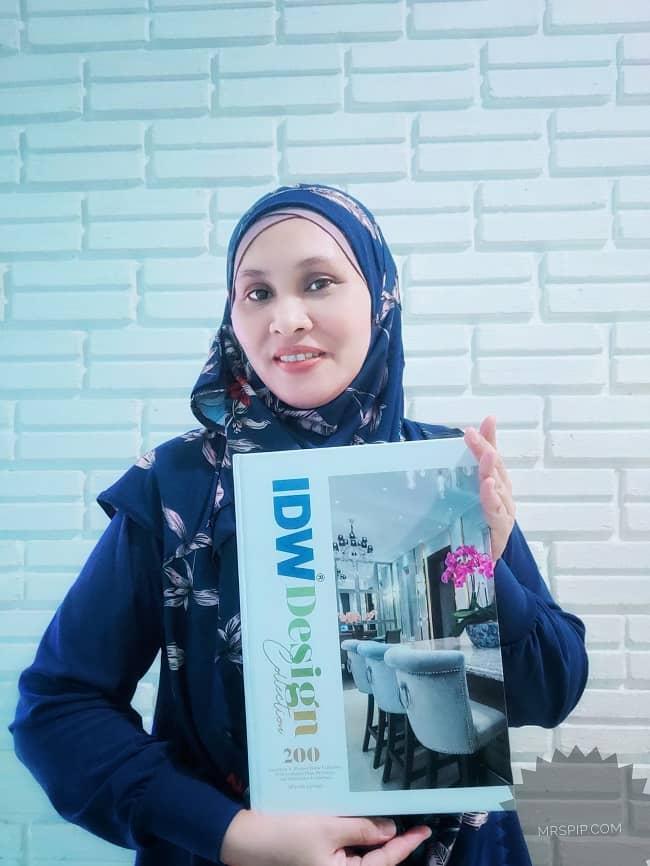 Design Collection IDW - Reka Bentuk Dalaman Kini Boleh Dimiliki Oleh Semua Rakyat Malaysia