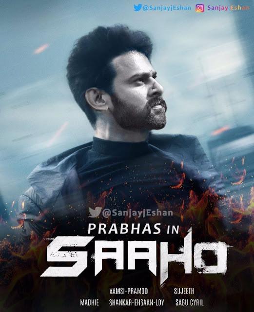 Prabhas Upcoming Saaho Movie HD Images