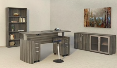 ergonomic executive furniture - medina collection