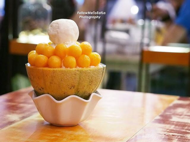 Melon Bingsu RM 38