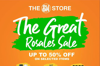 The Great Rosales Sale