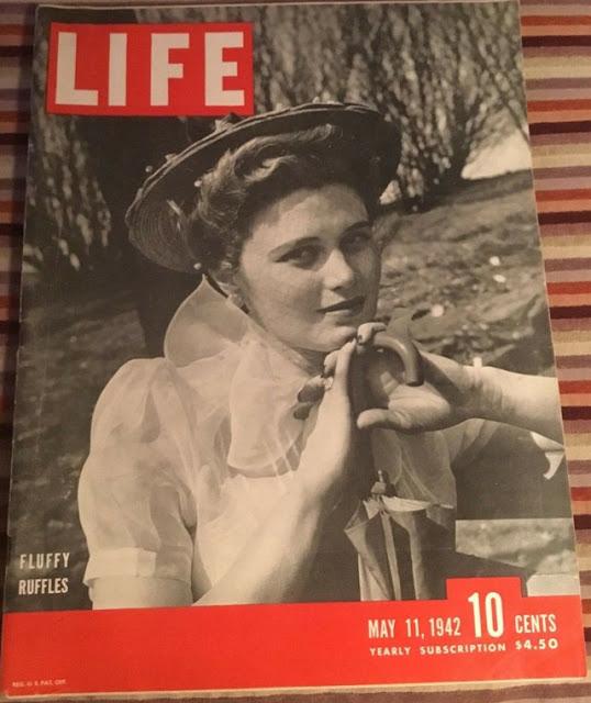 Life magazine featuring Joan Caulfield, 11 May 1942 worldwartwo.filminspector.com