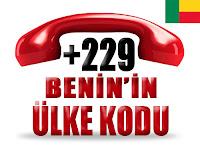 +229 Benin ülke telefon kodu