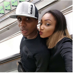 watford footballer ighalo odion and wife