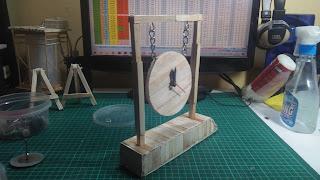 Cara Membuat Jam Dari Sti Es Krim