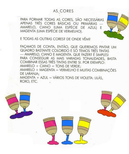 os pingos e as cores pdf?