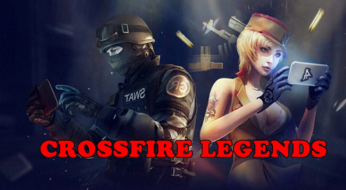 Crossfire Legends được chào đón khá nồng nhiệt trên đời máy điện thoại