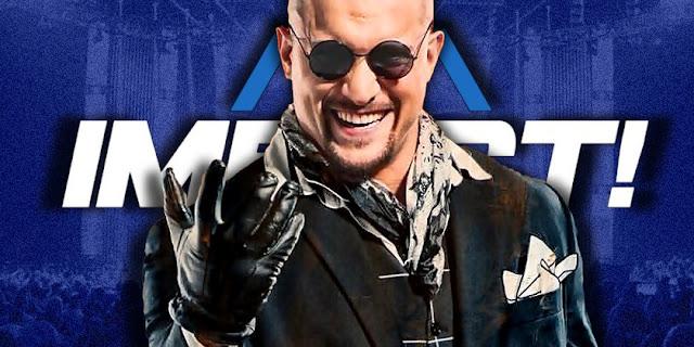 Killer Kross Explains Why He Asked For IMPACT Wrestling Release