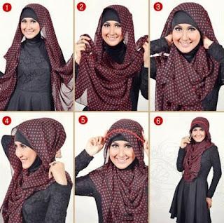 5 Cara Memakai Jilbab Modern Untuk Ke Kantor