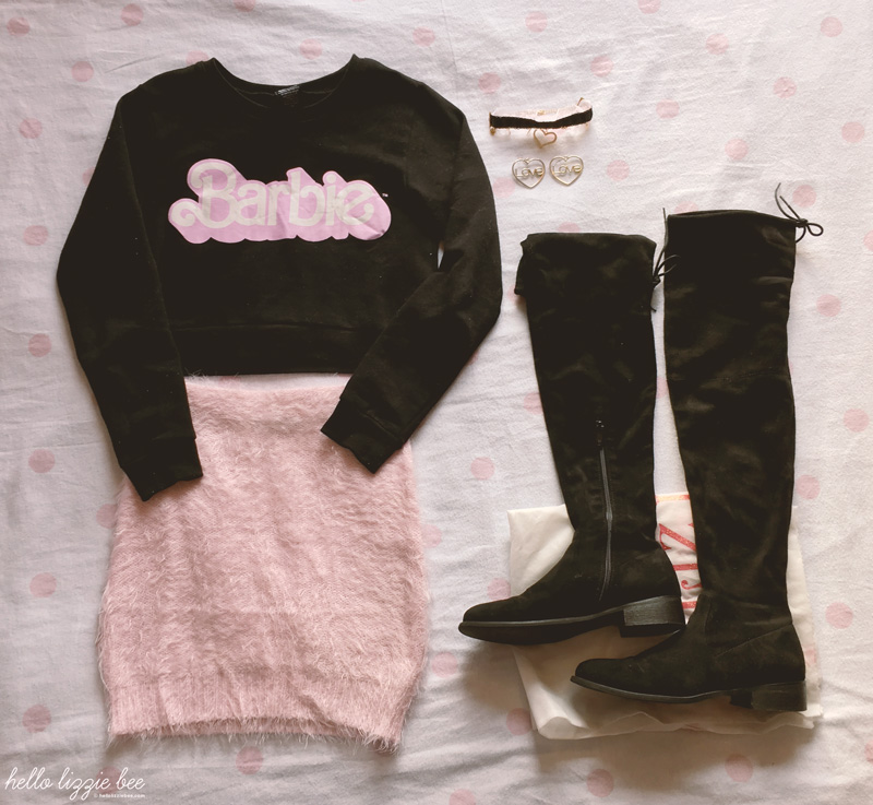 cute barbie outfit