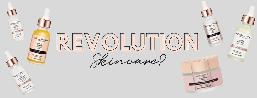 revolution skincare, deciem, skincare, one-note skincare, revolution new release 2018