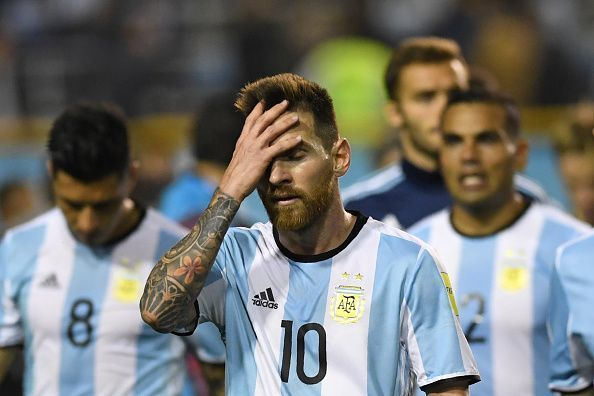 c0707f0a7 Croatia inflicted A Brutal 3-0 World Cup Defeat on Argentina