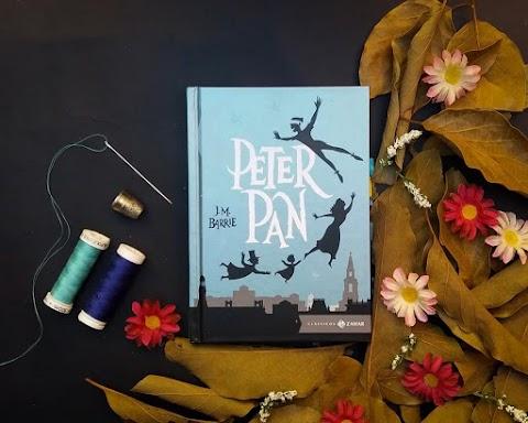 Resenha: Peter Pan e a infância mágica e crua aos olhos de J. M. Barrie