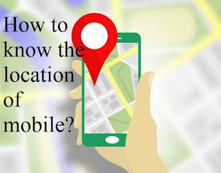 How to know the Location of Mobile?