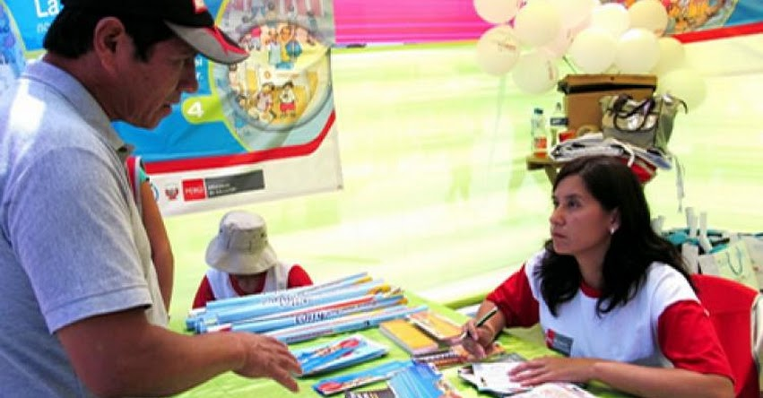 MINEDU inicia mañana sábado «Feria del Buen Inicio del Año Escolar» www.minedu.gob.pe