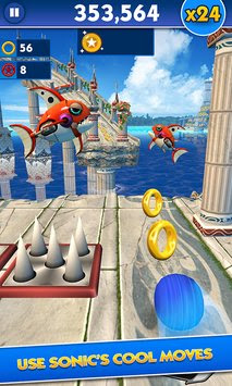 sonic dash apk Terbaru Pro Free Download