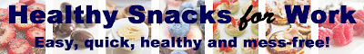 Healthy Snacks for Work | Easy to Make Snacks and Easy Healthy Snacks for Adults