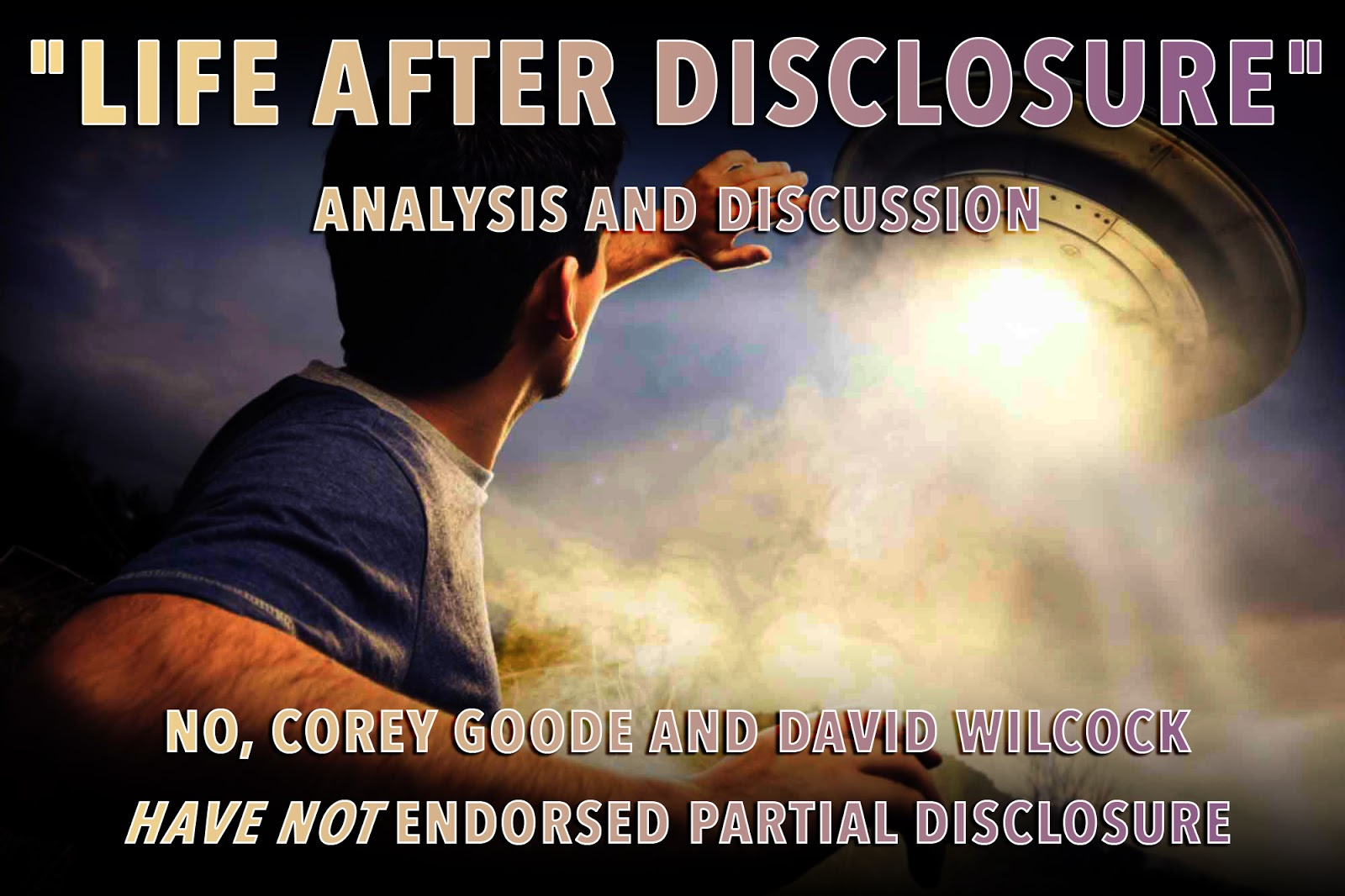 disclosure analysis You need a handy set of tools for doing a text-based, qualitative discourse analysis this post offers ten work steps for conducting such an analysis.