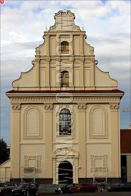 Униатская церковь. Новодел