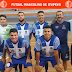 Jogos Regionais: Futsal masculino sub-20 de Itupeva estreia com derrota