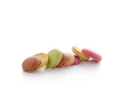 Receta de las conchas de macaron franceses faciles a realizar