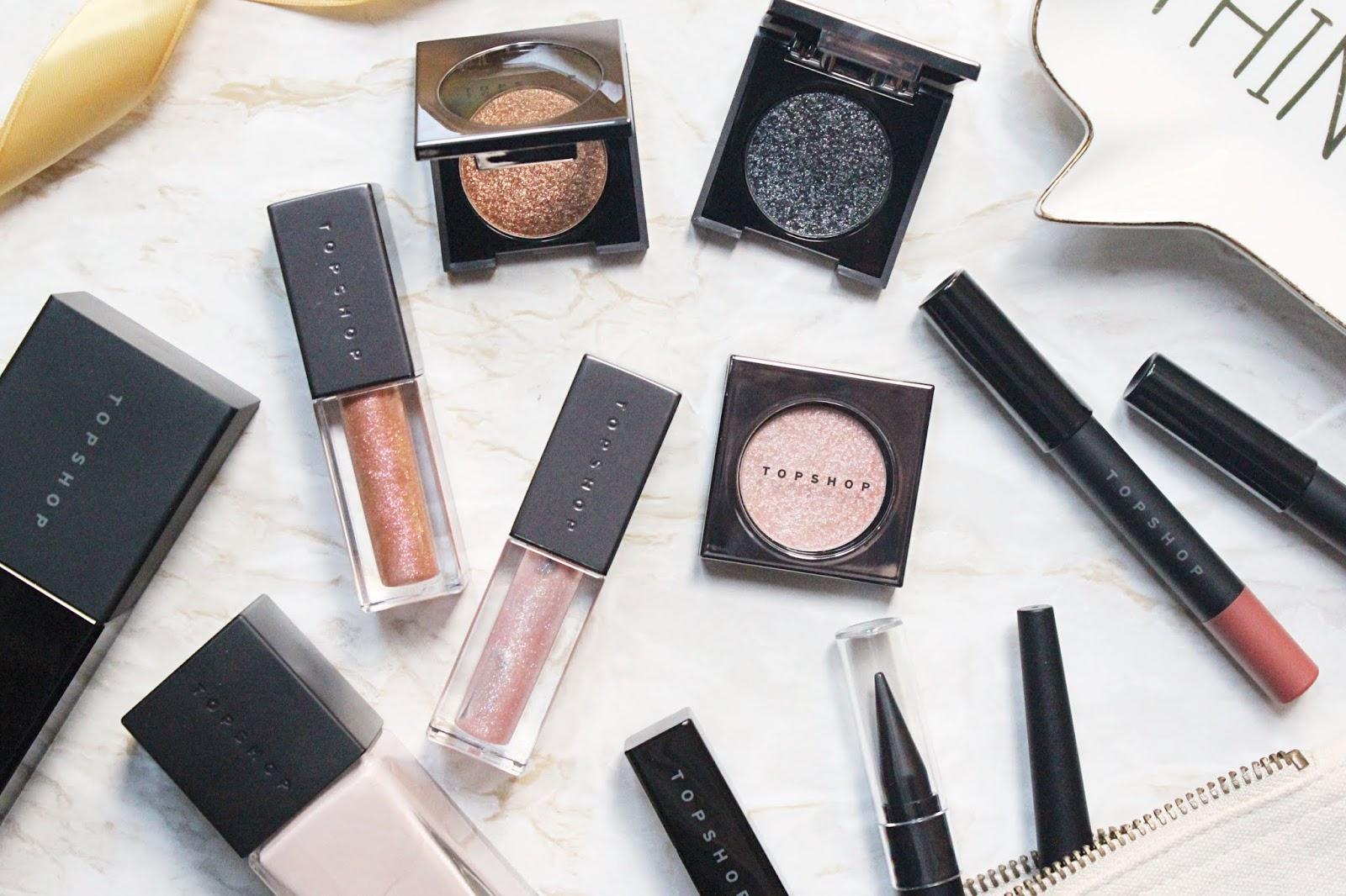 Topshop Makeup Haul