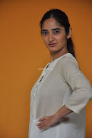 Radhika Cute Young New Actress in White Long Transparent Kurta ~  Exclusive Celebrities Galleries 079.JPG