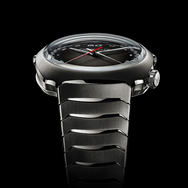 Moser Streamliner Flyback Chronograph Automatic