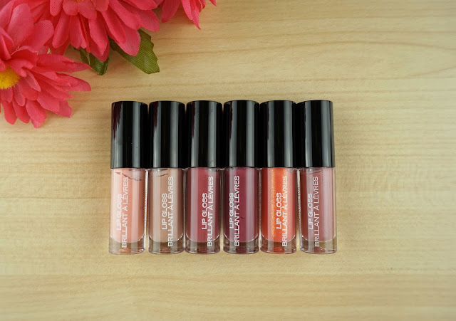 Quo Lip Gloss Set Review and Swatches