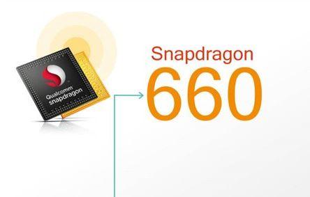 Snapdragon 660 Smartphone