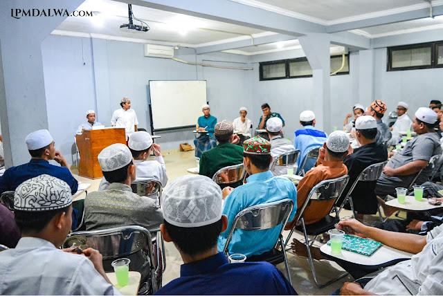 Dalwa Lawyers Club Ajang Adu Argumen Para Mahasiswa | lpm dalwa | dalwa