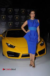 Actress Neha Sharma Latest Stills in Blue Dress at Lakme Fashion Week Summer Resort 2017  0014.jpg