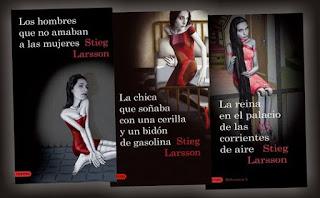 Millenium, Lisbeth Salander, Stieg Larsson