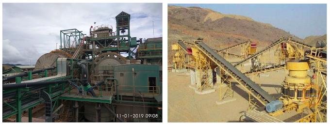 Pengaruh ukuran produk crusher terhadap kinerja pabrik pengolahan