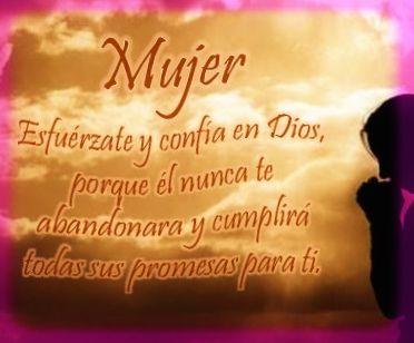 Banco De Imagenes Y Fotos Gratis Frases Cristianas Para Mujeres