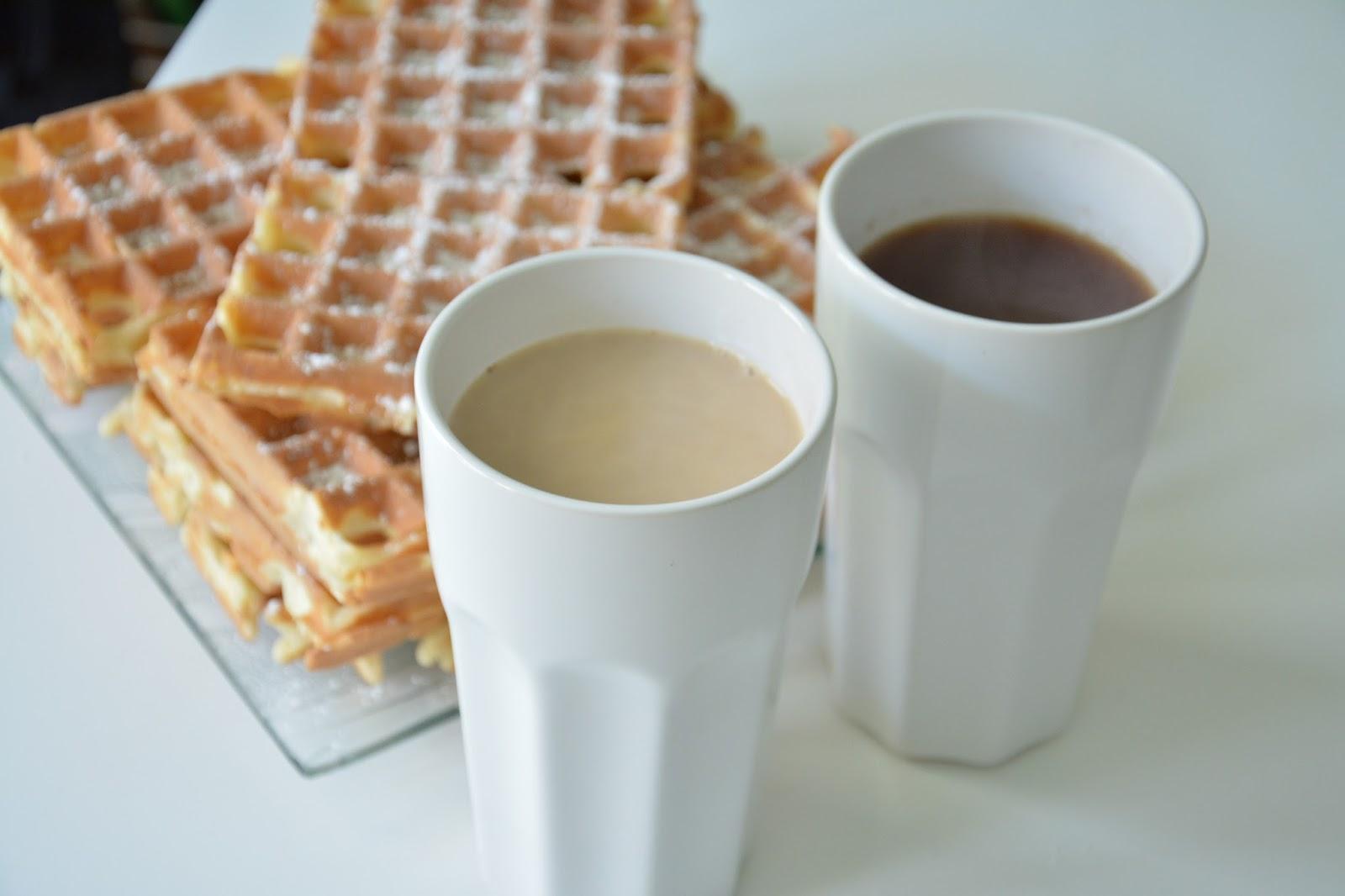 recette du chai tea latte pr paration en magasins blonde et nanc ienne blog beaut mode. Black Bedroom Furniture Sets. Home Design Ideas