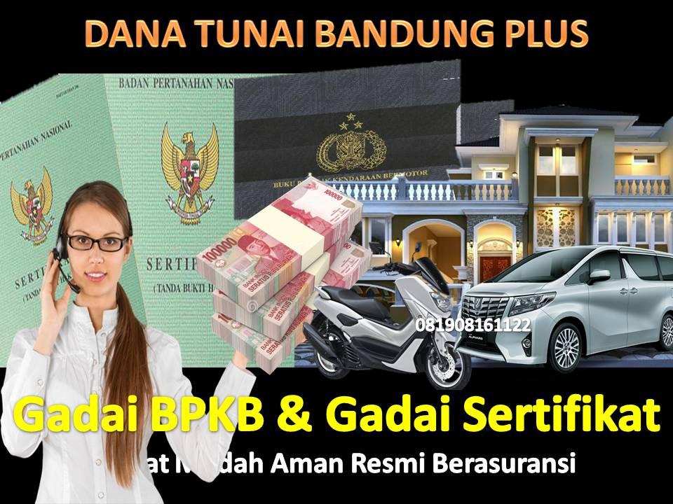 Dana Tunai Bandung Plus | Pinjaman Uang Dana Tunai Jaminan ...