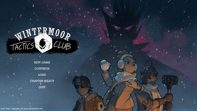RPG de estratégia Wintermoor Tactics Club é anunciado para o Switch