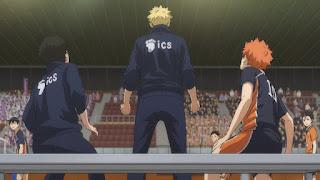 ハイキュー!! アニメ 3期8話    バレーは常に上を向くスポーツだ   Karasuno vs Shiratorizawa   HAIKYU!! Season3