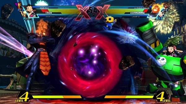Ultimate Marvel vs Capcom 3 Full Version