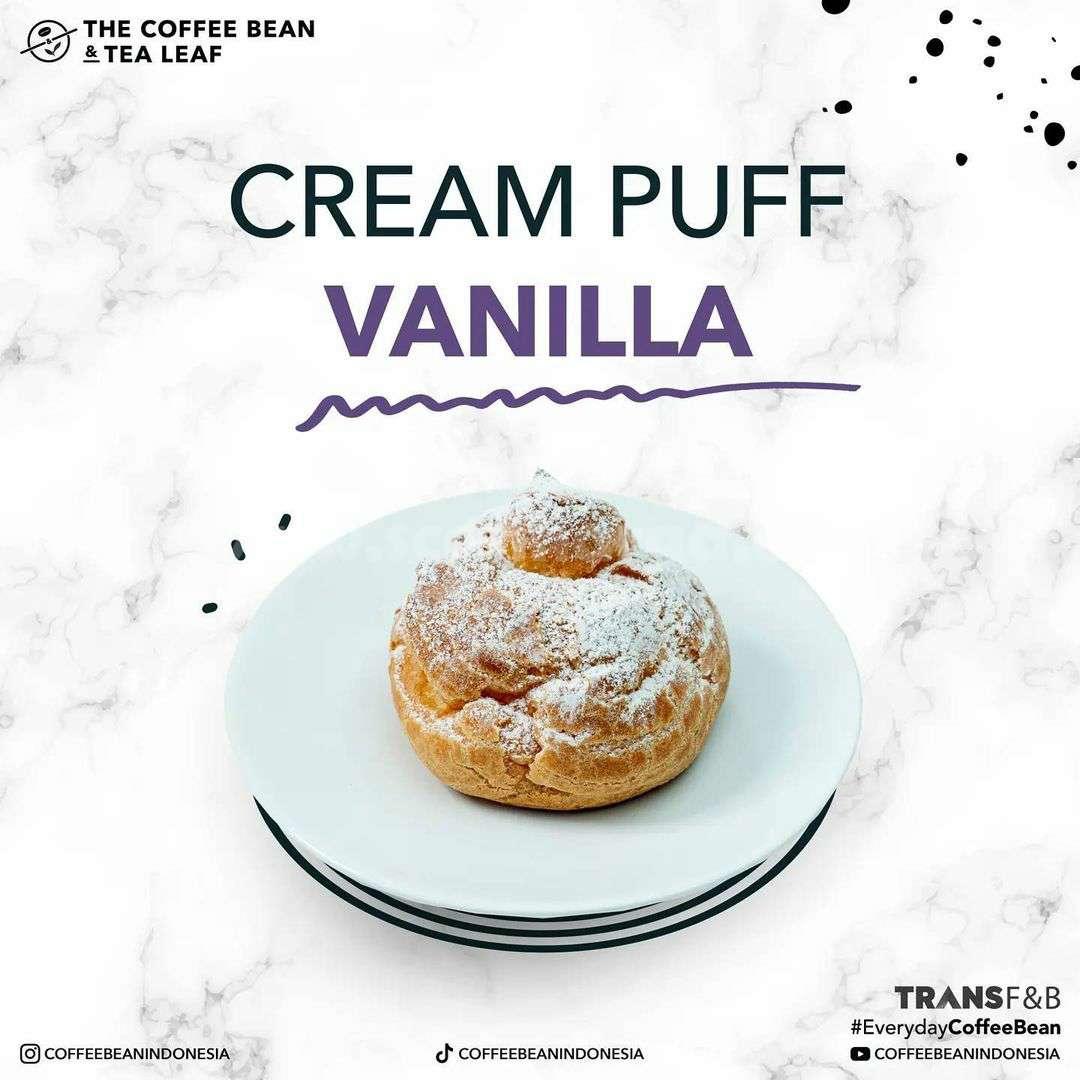 The Coffee Bean CREAM PUFF SERIES 6