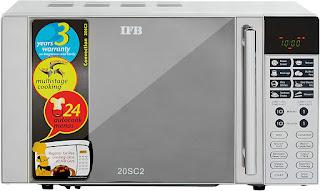 Ifb 20 L Convection Microwave Oven Online Deals