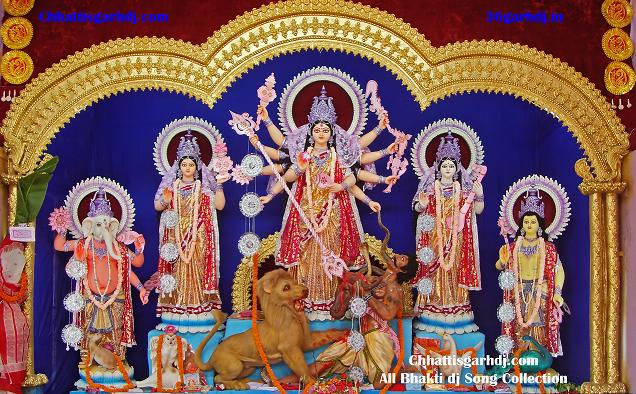 Maiya Ke Chunari Lal Lal Navaratri Ma Dhammal Hoge - EDM Mix dj Lokendra