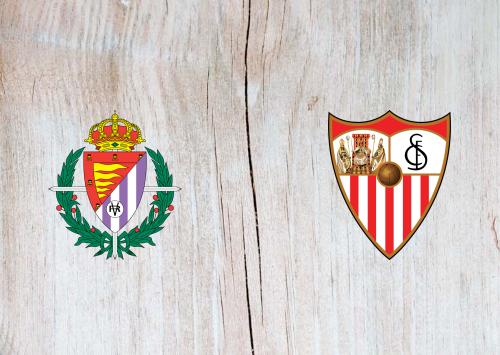 Real Valladolid vs Sevilla -Highlights 20 March 2021