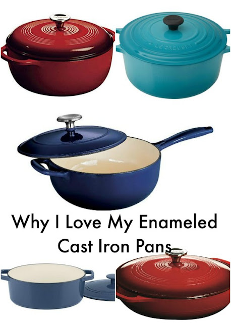 Are you on the fence about whether or not you need an enameled dutch oven? Let me push you over the edge and tell you all the reasons you want one!