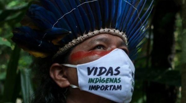 Brasil registra 240 indígenas fallecidos por la Covid-19