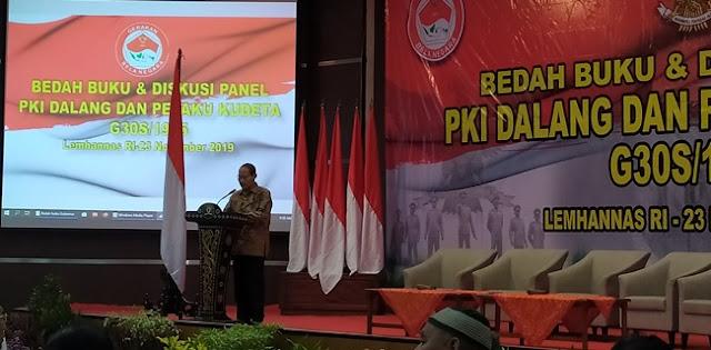 Prabowo Minta Guru Sejarah Sampaikan Kekejaman PKI