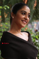 Actress Regina Candra Pos in Beautiful Black Short Dress at Saravanan Irukka Bayamaen Tamil Movie Press Meet  0023.jpg